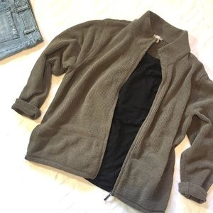 J. Jill Sweater Jacket Size 1X